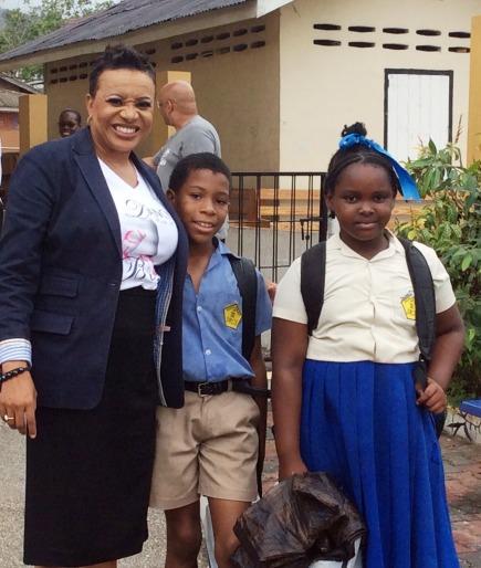 school supplies giveaway