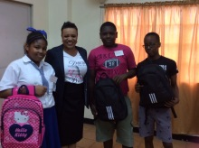 school supplies giveaway