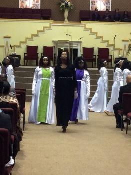 praise dancers at DWBB 2015