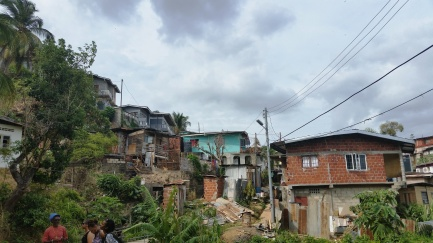 the hills of Laventille