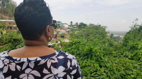 Dr. Jazz in Laventille, Trinidad