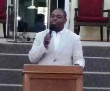 Elder D. B. Jeffers at DWBB 2015