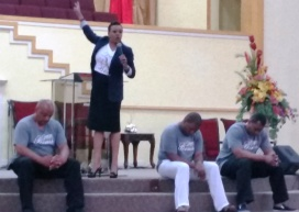 DWBB 2015 session for pastors and leaders