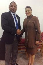 Finance official for Tobago