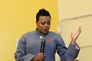 ministering at Mountain Movers