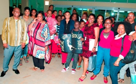 arriving in Trinidad