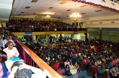 ministering in San Fernando