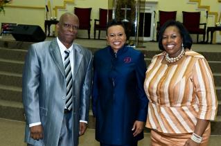 Pastors Stephen & Karen Alexis